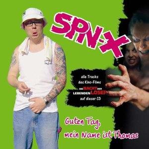 SPN-X альбом Guten Tag, mein Name ist Thomas