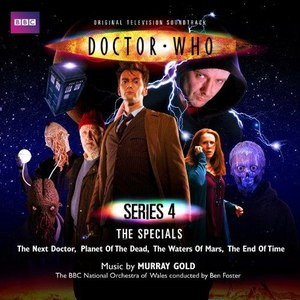 Murray Gold альбом Doctor Who: Series 4: The Specials