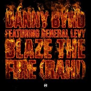 Danny Byrd альбом Blaze the Fire (Rah!) (feat. General Levy)