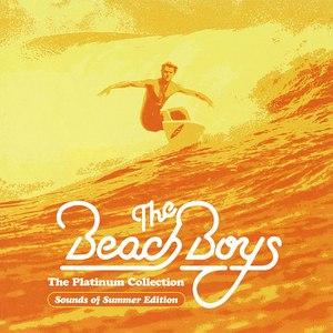 The Beach Boys альбом The Platinum Collection