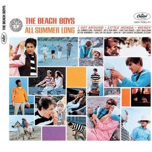 The Beach Boys альбом All Summer Long (Mono & Stereo Remaster)