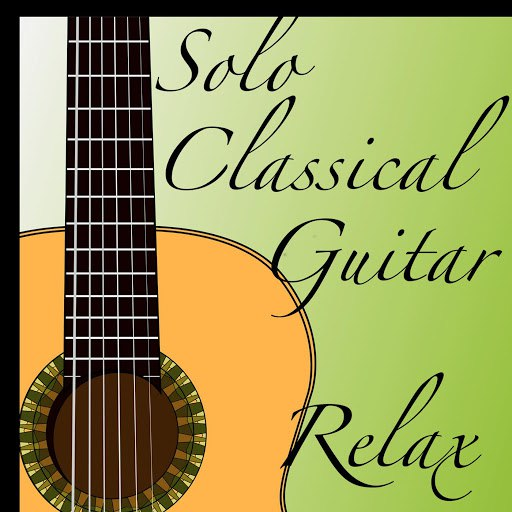 RELAX альбом Solo Classical Guitar