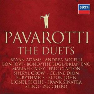 Luciano Pavarotti альбом The Duets