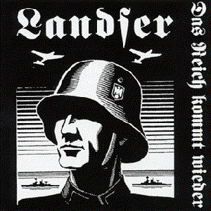 Landser альбом Das Reich kommt wieder