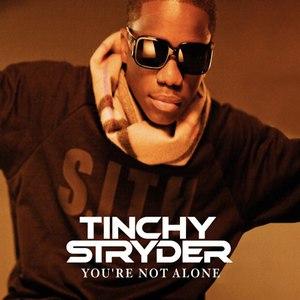 Tinchy Stryder альбом You're Not Alone