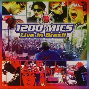 1200 Micrograms альбом Live In Brazil