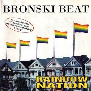 Bronski Beat альбом Rainbow Nation
