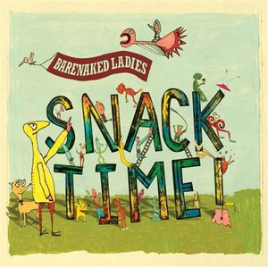 Barenaked Ladies альбом Snacktime