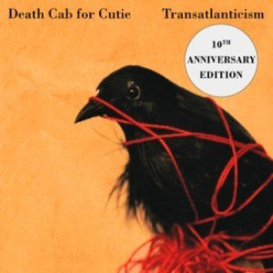 Death Cab For Cutie альбом Transatlanticism (10th Anniversary Edition)