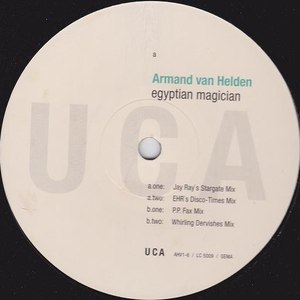 Armand Van Helden альбом Egyptian Magician
