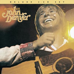 John Denver альбом An Evening With John Denver