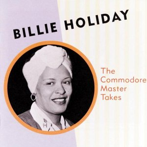 Billie Holiday альбом The Commodore Master Takes