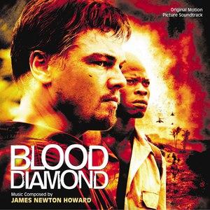 James Newton Howard альбом Blood Diamond (Original Motion Picture Soundtrack)