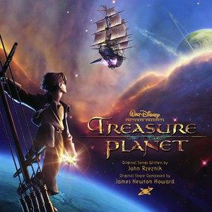 James Newton Howard альбом Treasure Planet