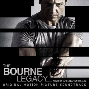 James Newton Howard альбом The Bourne Legacy - Original Motion Picture Soundtrack