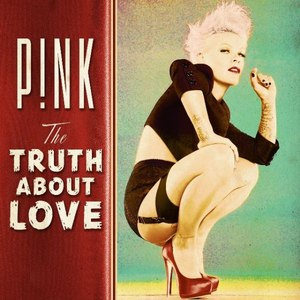 P!nk альбом The Truth About Love (Deluxe Version)