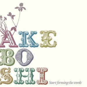Akeboshi альбом Start forming the words