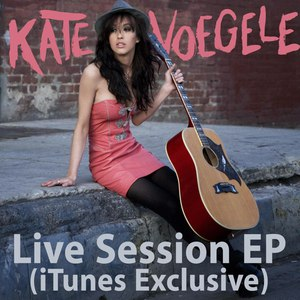 Kate Voegele альбом iTunes Session
