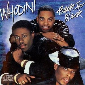 Whodini альбом Back in Black