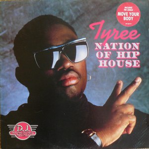 Tyree альбом Nation of hip house