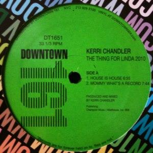 Kerri Chandler альбом The Thing For Linda 2010