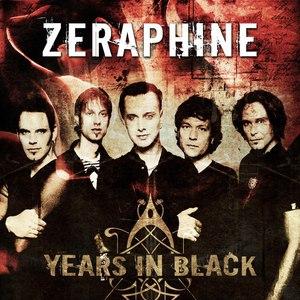 Zeraphine альбом Years In Black (Best Of)