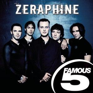 Zeraphine альбом Zeraphine: Famous Five