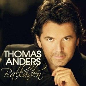 Thomas Anders альбом Balladen