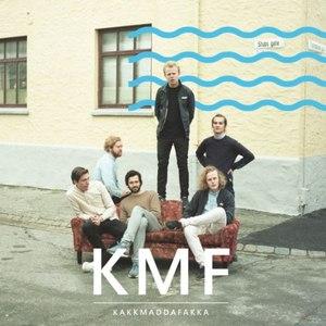 Kakkmaddafakka альбом KMF