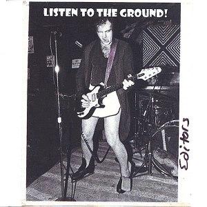 Editors альбом Listen to the ground !