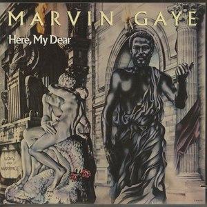 Marvin Gaye альбом Here, My Dear