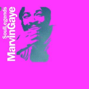 Marvin Gaye альбом Soul Legends - Marvin Gaye