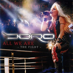 Doro альбом All We Are - The Fight