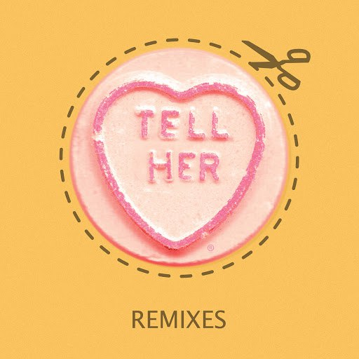 Rizzle Kicks альбом Tell Her (Remixes)