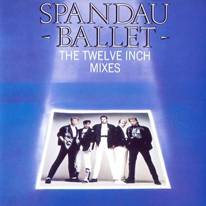 Spandau Ballet альбом The Twelve Inch Mixes