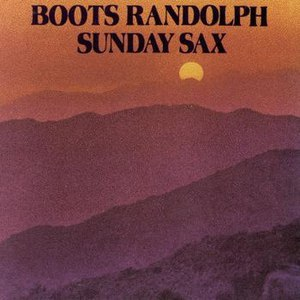 Boots Randolph альбом Sunday Sax