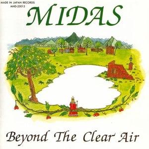 Midas альбом Beyond The Clear Air