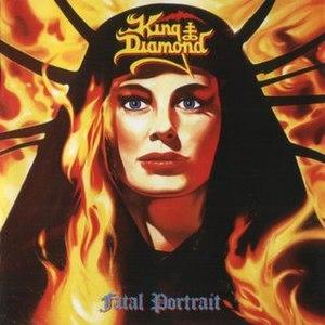 King Diamond альбом Fatal Portrait (Reissue)