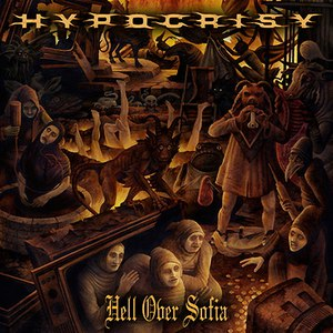 Hypocrisy альбом Hell Over Sofia - 20 Years of Chaos and Confusion