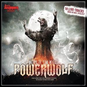 Powerwolf альбом Alive In The Night