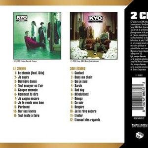 KYO альбом Le Chemin / 300 Lésions