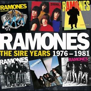 Ramones альбом The Sire Years 1976 - 1981