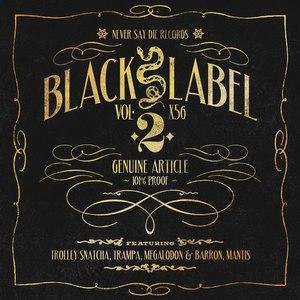 Trolley Snatcha альбом Black Label Vol.2