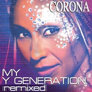 Corona альбом My Y Generation Remixed