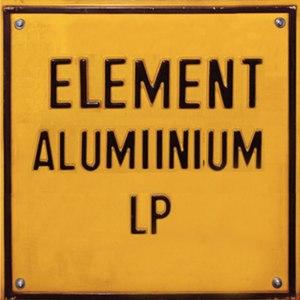 Element альбом Alumiinium LP