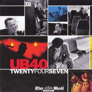 UB40 альбом TwentyFourSeven