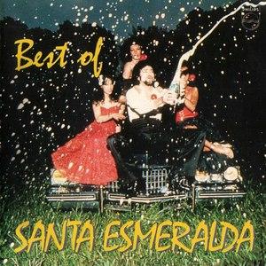 Santa Esmeralda альбом Best Of Santa Esmeralda
