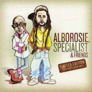 Alborosie альбом Alborosie, Specialist & Friends