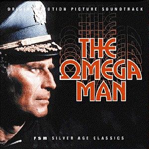 Ron Grainer альбом The Omega Man