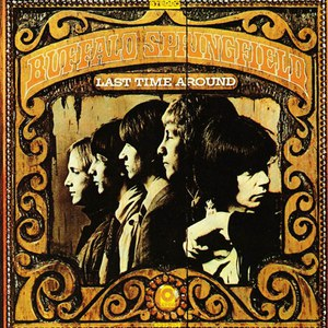 Buffalo Springfield альбом Last Time Around